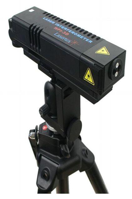 Лазерний інтерферометр HPI-3D MATEO